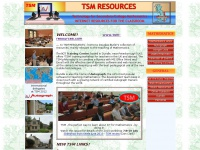 TSM Resources - home page