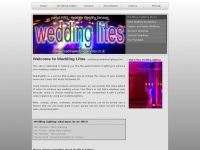 weddinglites.co.uk