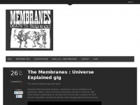 Themembranes.co.uk
