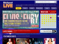 Blackpool shows | Blackpool events