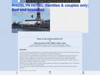 Rhoslyn-hotel.co.uk