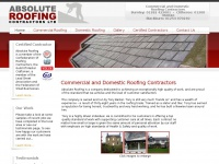absolute-roofing.net Thumbnail