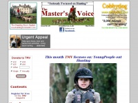 Themastersvoice.co.uk