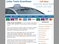 Links Taxis Grantham - Grantham Taxis 01476 820920