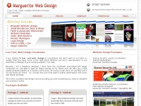 margueritewebdesign.co.uk