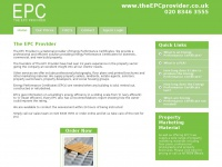 Theepcprovider.co.uk
