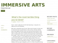 immersivearts.org
