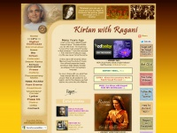 Kirtan with Ragani- Official Homepage - Worldwide Virtual Kirtan Recording!
