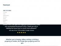 paramount-properties.co.uk Thumbnail