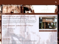 Beyoglu.co.uk