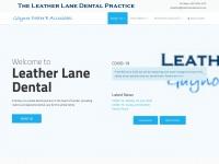 Leatherlanedental.co.uk