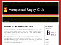 Hampsteadrugbyclub.co.uk