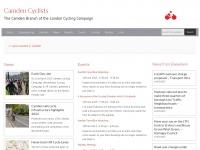 camdencyclists.org.uk Thumbnail