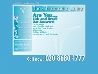 Thechiropracticcentre.org