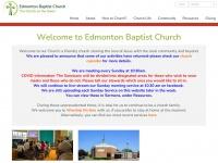 edmontonbaptist.org.uk Thumbnail