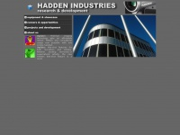 haddenindustries.co.uk
