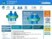 Sterndalesurgery.co.uk