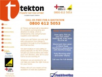 Tektonweb.co.uk