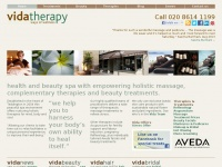vidatherapy.co.uk