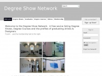 Degreeshow.net