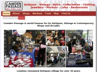 camdenpassageislington.co.uk Thumbnail