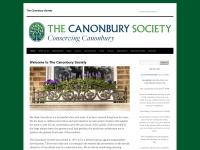 canonburysociety.org.uk