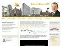 edwarddavey.co.uk Thumbnail