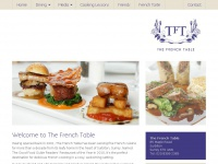 Thefrenchtable.co.uk