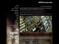 archmaterials.co.uk