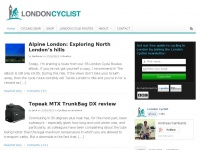 londoncyclist.co.uk Thumbnail