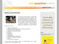 ravivpracticelondon.co.uk