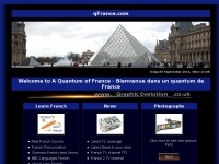 qFrance - Welcome to A Quantum of France - Bienvenue dans un quantum de France