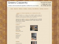 Greens-carpentry.co.uk