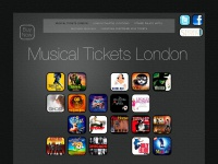Buy Musical Tickets London - Find Theatre Tickets London - £