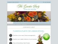 Thegardenparty.co.uk