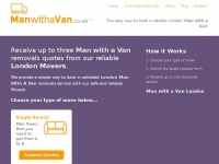 manwithavan.co.uk Thumbnail