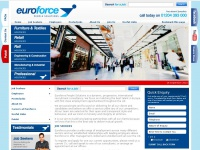 Home - European Workers - EU Workforce Employment Agency - Office Temps and Industrial Workers - Euroforce Bolton