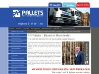 phpallets.co.uk Thumbnail