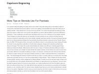 capricornengraving.co.uk Thumbnail