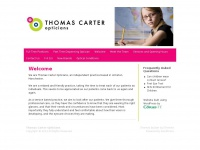 Thomascarteropticians.co.uk