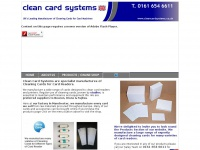 cleancardsystems.co.uk