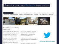 Creating your new Rochdale town centre