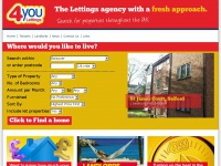 4youlettings.co.uk Thumbnail