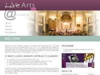 livearts-at-stmarys.co.uk