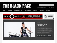theblackpage.net