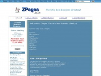 zpages.co.uk