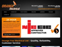 orangefoxelectrical.co.uk
