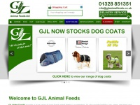 gjlanimalfeeds.co.uk Thumbnail