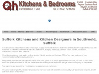 qhkitchens.co.uk Thumbnail