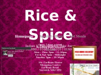 Rice-and-spice.co.uk